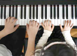 ピアノ講師の林けい子と申します