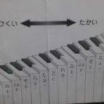 ドレミの配列を学ぶ方法(^o^)丿