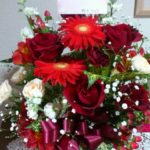 ミニコンに届くはずだった・・お花です(*^^*)