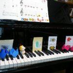 導入期のピアノレッスン☆楽しんでま~す(^o^)丿