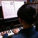 ピアノの練習は音の宝探しだよ(^o^)丿