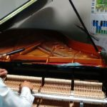 湿気はピアノの大敵!?