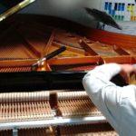 ピアノの調律で、ピアノもご機嫌(#^^#)♪