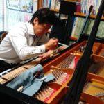 ピアノの調律(^o^)丿