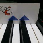 お家でのピアノ練習、親子喧嘩にならない方法その1(^o^)丿
