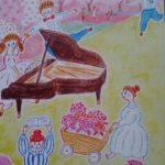 ピアノの練習で大事なのは・・左手だよ(*^^*)