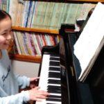 頑張る生徒ちゃん達★ピアノの基本を学んでいます(^o^)丿