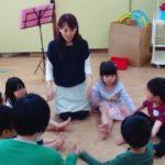 4月29日ちびっこリトミックレッスンの画像(*^^*)