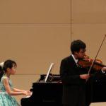 発表会では、他楽器のアンサンブルもお楽しみ頂けます(^o^)丿