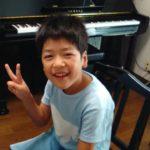 一番大切なのは、導入期のピアノレッスン(*^^)v