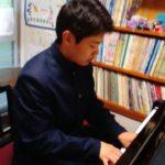 ここまでくれば、ピアノが生涯の友(#^.^#)