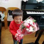 ピアノ大好きっ子☆大集合(*^^*)生徒ちゃんのほっこり画像