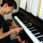 松江市でピアノを使ったリトミックレッスンなら・・