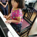 ピアノレッスン導入期の生徒ちゃん★ご紹介(#^.^#)