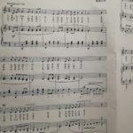 学校の音楽会の伴奏練習頑張っています(^o^)丿