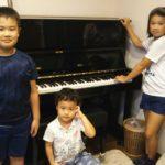 我が家に本物のピアノがやって来た!!