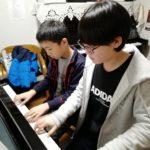 ピアノ大好き!!発表会に向けて頑張っています★ぱあと2