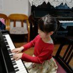 ピアノ大好き!!発表会に向けて頑張っています☆ぱあと3
