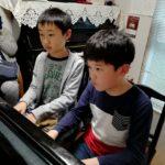 ピアノ大好き!!発表会に向けて頑張っています☆ぱあと5