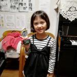 生徒ちゃんの最高の笑顔(*^▽^*)