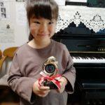 生徒ちゃんの最高の笑顔ぱあと2(*^▽^*)