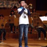生徒ちゃん、ピアノ以外でも大活躍♪(*^▽^*)