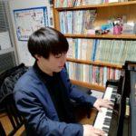 生徒ちゃんの作詞・作曲第3弾「遅咲きの向日葵」