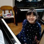 ピアノ大好き♪音楽大好きっ子集まれ~♪(^o^)丿