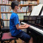 お教室の音楽つながり(*^▽^*)先輩&後輩
