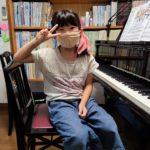 ピアノ大好き♪どんどん上達していく生徒ちゃん達(#^.^#)