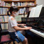 嬉しい!!憧れの曲がスラスラ弾けるようになりました!