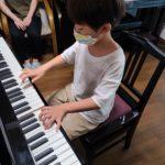 今日も元気いっぱい!楽しくピアノ(^^♪