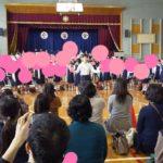 学校音楽会で大活躍の生徒ちゃん(*^▽^*)