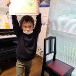 ピアノって、楽しいね♪(*^▽^*)