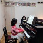新教室で、笑顔で弾き初め☆ぱあと3