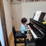 新教室で、笑顔で弾き初め☆ぱあと5