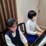 音が弾む♪ピアノで笑顔(*^▽^*)
