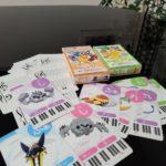 ポケモン音符カードが仲間入り~(^o^)丿