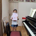 ピアノで元気!ピアノで笑顔(*^▽^*)